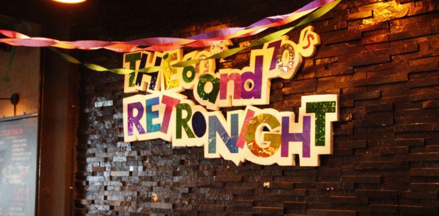 Retro Night Jan 2015 @ Kata Center Galleries