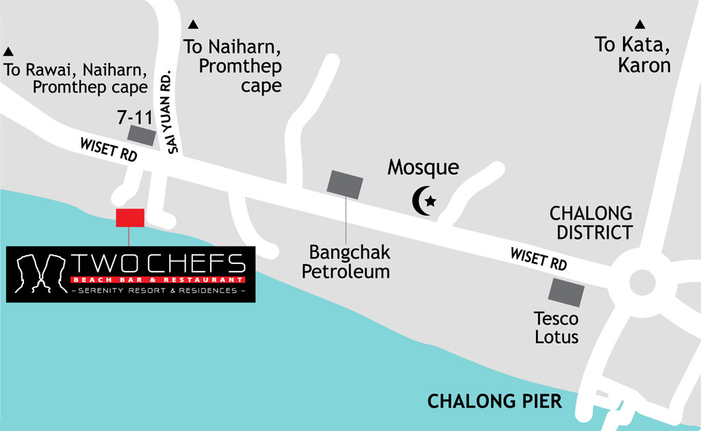 Two Chefs Beach Bar & Restaurant