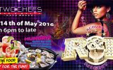 R&B Acoustic Night on Saturday, May 14th @ Two Chefs Kata Beach