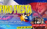 Filipino Fiesta on Saturday, June 11th @ Two Chefs Kata Center