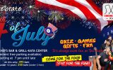 4th of July @ Two Chefs Kata Center