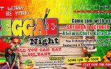 Reggae Night on Saturday, October 1st @ Two Chefs Kata Center
