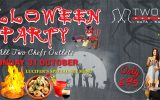 Halloween Party at All Two Chefs Locations
