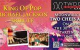 King of POP Michael Jackson Tribute on Monday, January 30 @ Two Chefs Karon