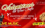 Valentines @ All Two Chefs Restaurants on Tuesday, February 14th