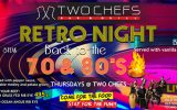 Retro Night Thursday @ Two Chefs Karon & Patong