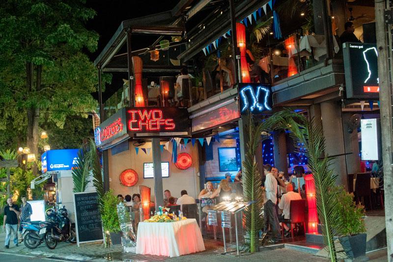 Two Chefs Kata Center