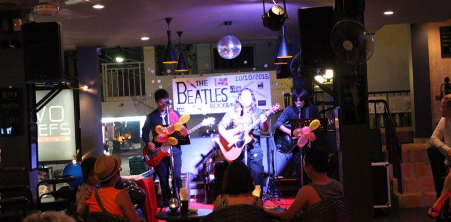 Beatles Night 10.10.2015 Photo Gallery